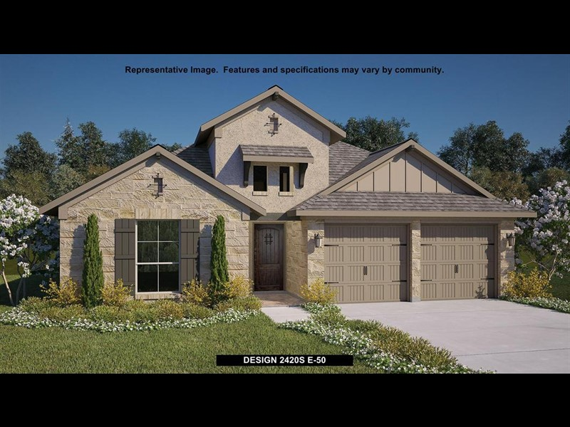 305 Glen Arbor Drive, New Homes For Sale in Austin Texas